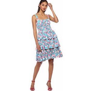 NWT Betsey Johnson Vintage New Summer Dress Sz 6